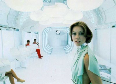 The Mall of the Future (Logan's Run)