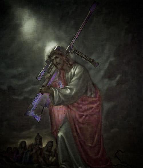 Onward Christian Mujahideen!
