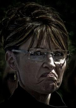 Alaska's part-time governor and full-time grifter Sarah Palin