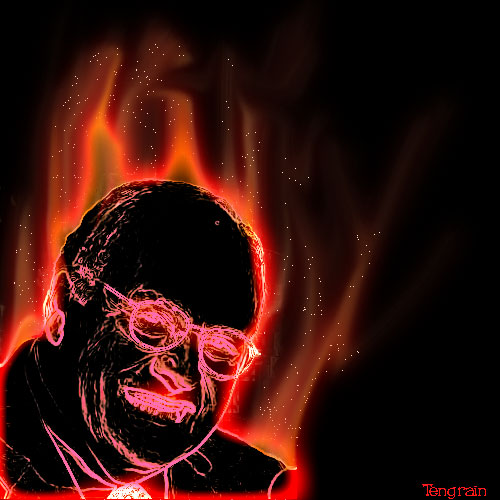 flaming-cheney