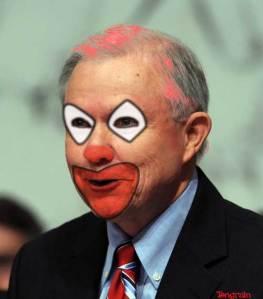 Russian Clown Jefferson Beauregard  Sessions III