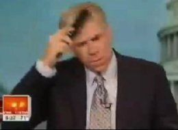 Meet David Gregory's hair