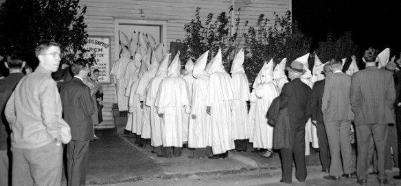KKK Goes to Church