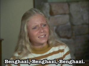 Marsha Marsha Benghazi