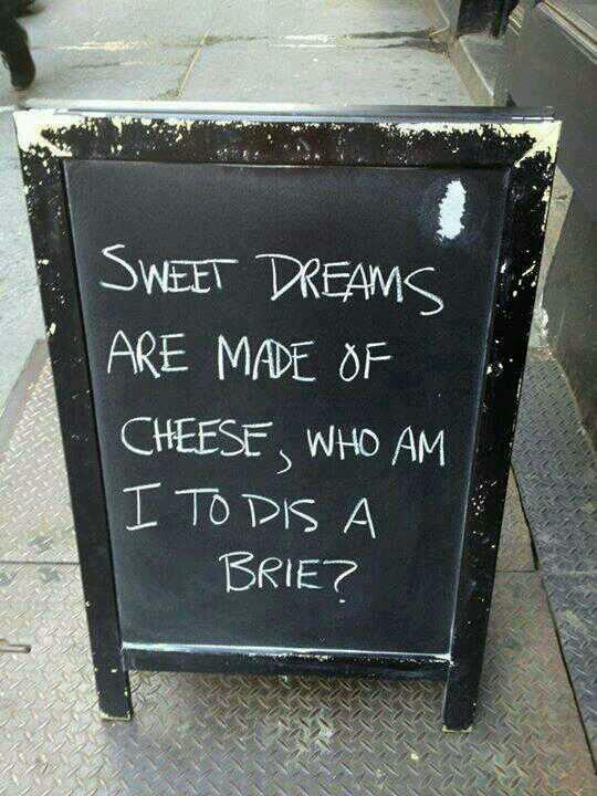 Who Am I to Dis A Brie