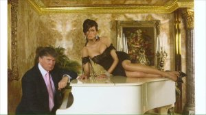 Trump tries to play the funeral dirge?