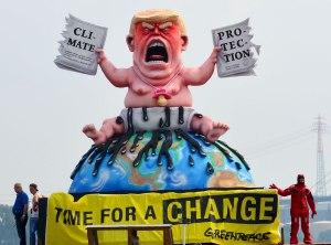Trump coronavirus, tanked economy